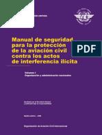 Doc 8973 Volume I SP