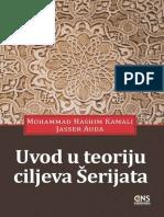 UVOD U TEORIJU CILJEVA ŠERIJATA   -   Mohammad Hashi Kamali & Jasser Auda
