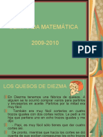 OLIMPIADA MATEMÁTICA 09-10