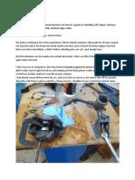 Rebuilding16P Brake Calipers