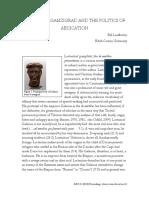 Galerius, Gamzigrad and the Politics of Abdication