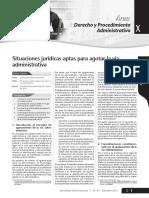 Situacion Juridica Administrativa -Moron Urbina