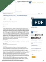A HISTÓRIA DA INFLAÇÃO E DOS JUROS NO BRASIL