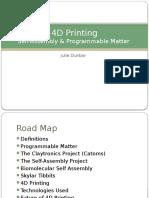 4D Printing.pptx