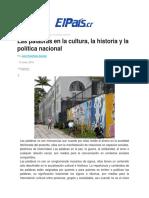 Las palabras en la cultura, la historia y la política nacional