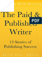 The Paid and Published Writer