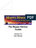 Mappa Harnica Toolkit Manual