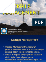 11 Stockpile Management(Edit)