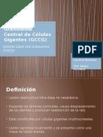 Granuloma Central de Células Gigantes.pptx