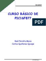 pic16F877 PERALTA