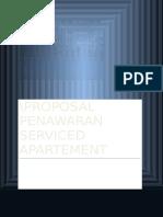 Proposal Penawaran Kerjasama Usaha sewa apartemen