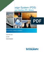 PDS Stress Analysis Interface