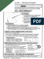 Worksheet Burning Equations
