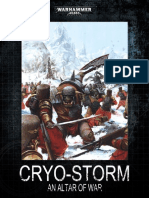 Altar of War Cryo-Storm