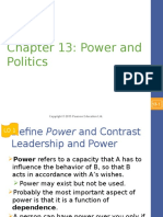 Chapter13 Power and Politics.pptx