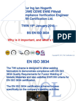 TWIN ISO 3834 Why is It Important to You 2015