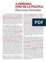 Elecciones 2015 - Manifiesto Comunión y Liberación