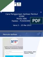 Modul ABK Tahap I (Versi 2.0)