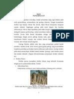 Laporan geologi struktur