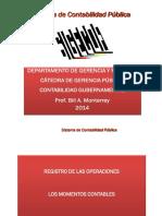 Sistema de Contabilidad Pública en Venezuela 2014