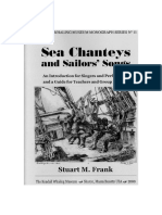 Sea Chantey's and Sailors Songs