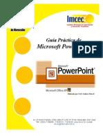 Guía de PowerPoint Xp