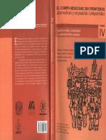 La economía solidaria en México:entre laslimitaciones con- ceptuales y la desarticulación práctica. Boris Marañon-Pimentel