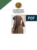 Tasseled Hooded Cowl