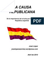 La causa republicana