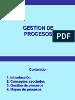 3. Mapeo de Procesos