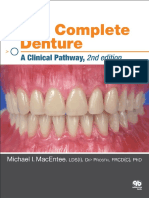 The Complete Denture a Clinical Pathway, 2nd Edition