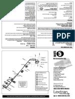 Lextran Route 5 Schedule