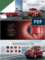 Brio Brochure