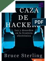 La Caza de Hackers Ley y Desorden en frontera electronica