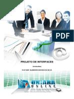 Projeto de Interfaces