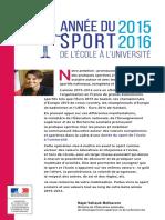 Annee Du Sport