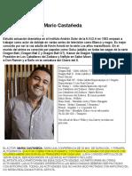 Mario Castañeda 2015