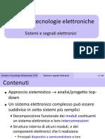 01 Sistemi e Segnali Elettronici - V1