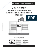 Standby Application and Installation Manual