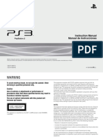Playstation Ps3 Manual