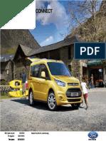 Prix Ford Tourneo Connect 2013 LU