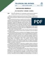 RD 2060-2008 Aprova Reglament Equips a Pressió i Les Seves ITC