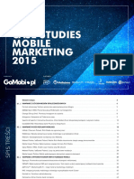 Case Studies Mobile Marketing 2015