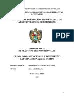 GUIA Informe Final Prácticas Preprofesionales