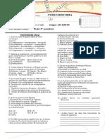 Examen Mensual- Prosperidad Falaz