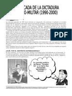 Guia 24 - El Fujimorato 1990-1995