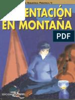 03.- Alimentación en Montaña - Desnivel (1995)