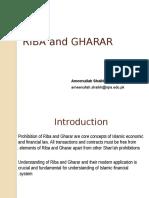 Chap 02 - Riba&Gharrar