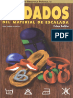05.- Cuidados Del Material de Escalada - Desnivel (1996)