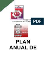 Esquema de Plan Anual